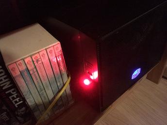 red blinkenlights!