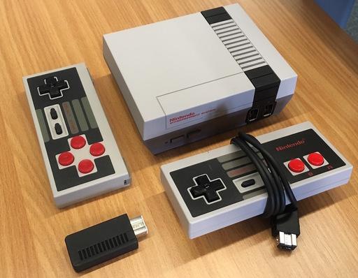 NES classic and 8bitdo peripherals