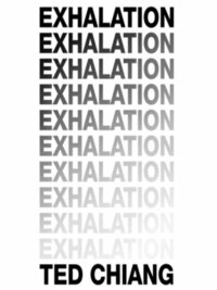 Cover for *Exhalation*