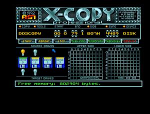 [X-COPY](http://jope.fi/xcopy/) User Interface