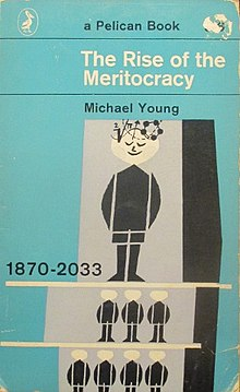 Cover for The Rise Of The Meritocracy